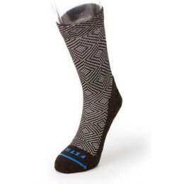 Fits Chestnut Unisex Casual (Reverb) Crew Sock F5200