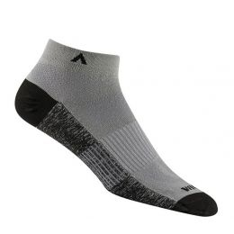 Wigwam Gunmetal Attain Ultralight Low Socks F6233