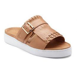 Vionic Women's Tan Fillmore Slide Comfort Sandal