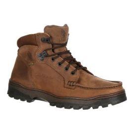 Rocky Brand Light Brown Outback Men's Gore-Tex Waterproof Hiker Boot FQ0008723