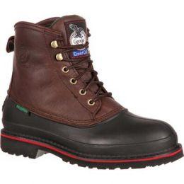 Georgia Boot Muddog Waterproof Steel Toe Mens Work Boots G6633 **ONLINE ONLY