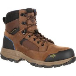 Georgia Boot Blue Collar Composite Toe Waterproof Mens Work Hiker GB00108 **ONLINE ONLY