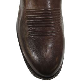 GC9535.63 Baby Buff 6 Toe 3 Heel Lucchese Classics Mens Cowboy Boots