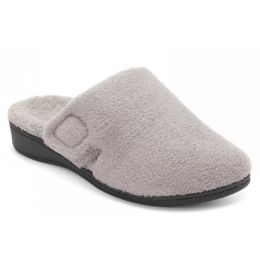 Vionic Light Grey Gemma Womens Slippers GEMMA