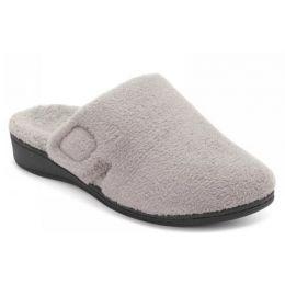 Vionic Light Grey Gemma Womens Slippers GEMMA