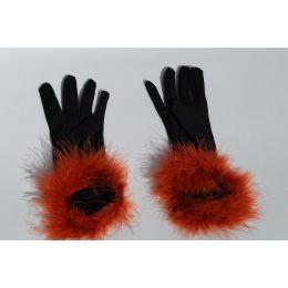 GL-01T Short Gloves (trimmed) Child sizes