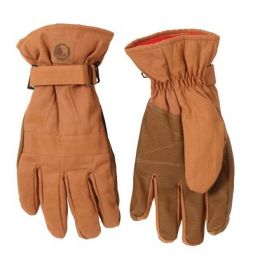Berne Brown Duck Insulated Mens Work Glove GLV12