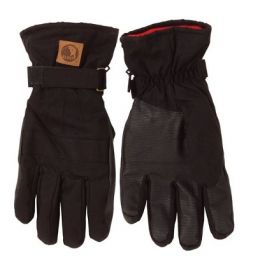 Berne Black Insulated Mens Work Glove GLV12