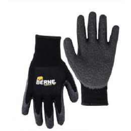 Berne Black Heavy Duty Quick Grip Glove