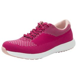 Alegria Goalz Berry Womens Comfort Shoes GOA-5600