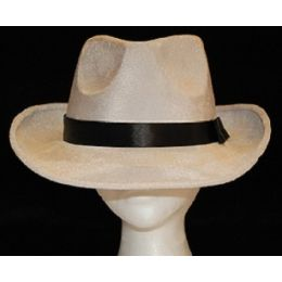 H-118 Velvet Smooth Criminal Hat