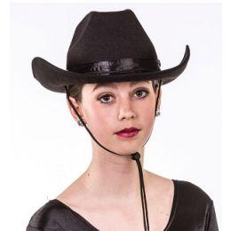 H-125 Felt Cowboy Hat