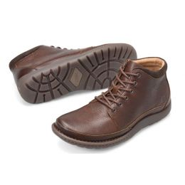 Born Dark Brown Nigel Mens Casual Everyday Boots H48306