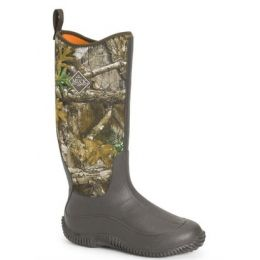 Muck Boots Women's Brown/Realtree Hale-Realtree Edge Tall Waterproof Boot HAW-RTE