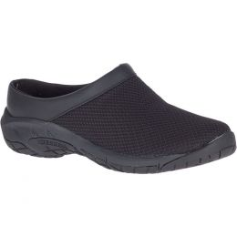 Merrell Black Womens Encore Breeze 4 Slip On Shoes J000554