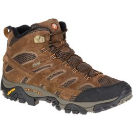 Merrell Moab 2 Mid Waterproof Earth Mens Hiker J06051/J06051W
