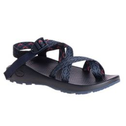 Chaco Z/2 Classic Stepped Navy Adjustable Straps Waterproof Chaco Mens Sandals J106171