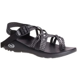 Chaco Boost Black ZX/2 Classic Womens Wide Width Sandals J106266