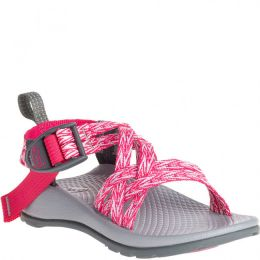 Chaco ZX/1 Classic Rend Pink Kids Waterproof Sport Sandals J180014