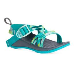Chaco Puzzle Opal Big Kid's Kids ZX/1 Ecotrad Sandals J180028