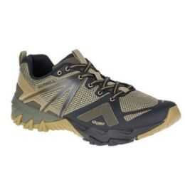 Merrell Olive MQM Flex Mens Hiking Comfort Shoe J45865