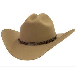 Justin 2X Gallop Fawn Mens Wool Cowboy Hat JF-0242GALP
