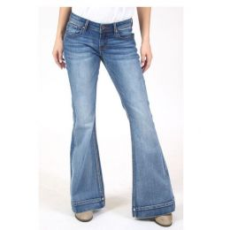 Grace in LA Flare Easy Fit Jean JL9372