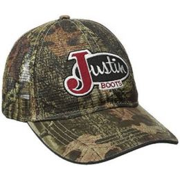 JSM127M Justin Boots ALL Mesh Ball Cap