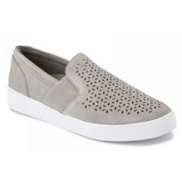 Vionic Light Grey Kani Slip-On Womens Comfort Sneaker KANI