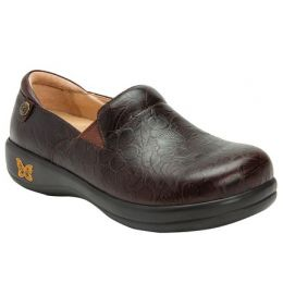 Alegria Keli Flutter Choco Women's Slip On Shoe KEL-275