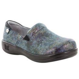 Alegria Keli Multi Glimmer Glam Womens Comfort Shoe KEL-292