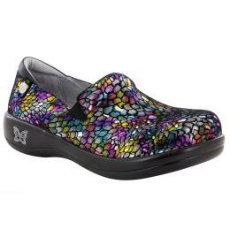 Alegria Keli Minnow Rainbow Womens Professional Comfort Shoes KEL-459