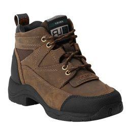 Ariat Terrain Brown Leather Kids Hiker 10015199