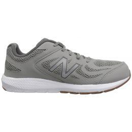 New Balance Grey Comfort Kids Athletic Shoes KJ519COY
