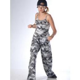 KOS1200 WORLD OF WARS Camo Cargo Pant CH
