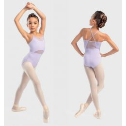 So'Danca Sara Mearns Microfiber/Mesh Lycra Childrens Leotard L-1837