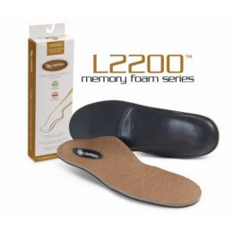 L2200 Men's Memory Foam Orthotics