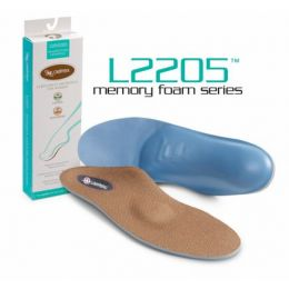 L2205 Women's Memory Foam Orthotics