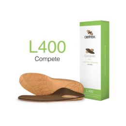 L400M Mens Lynco Sports Orthotic Insole With Cupped Heel