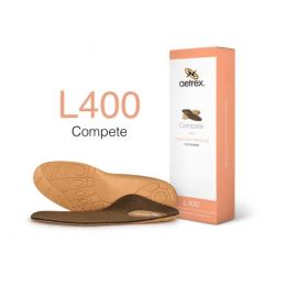 L400W Womens Lynco Sports Orthotic Insole With Cupped Heel