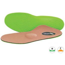 Mens Lynco Sports Orthotic Insole With Cupped Heel and Metatarsal Pad