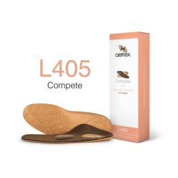 L405W Womens Lynco Sports Orthotic With Cupped Heel and Metatarsal Pad