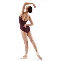 Bloch Nude Nejor Adult Camisole Leotard L5607