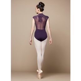 Bloch Marlene High Neck Cap Sleeve Adult Leotard L9832