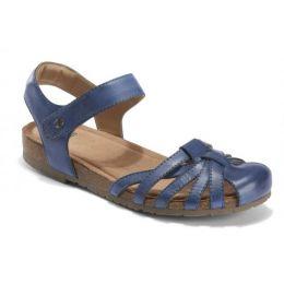 Earth Sapphire Blue Lyndon Lana Womens Sandals