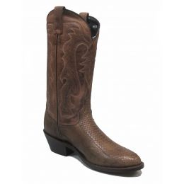 LB1101 **LEBO'S ONLY** 5 Piece Watersnake Skin Boot