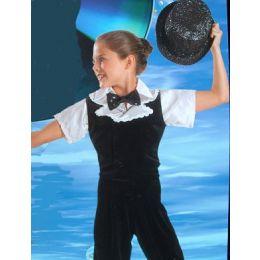 71093BV  Puttin' on the Ritz Vest Recital Costumes AD