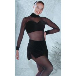 7222 Smooth Dance Recital Costume