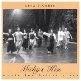 LH010CD Mickey's Kiss
