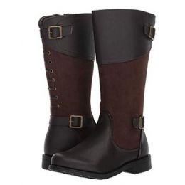 Rachel Kids Brown Little Kids Melissa Tall Boot LIL MELISSA